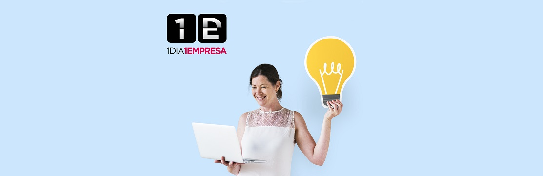 Do you have a business idea? We help you to create your Limited Company without any cost with 1Dia1Empresa